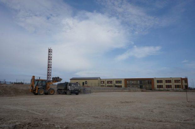Севастопольскую школу-коллегиум на проспекте Античный сдадут до конца 2019 года