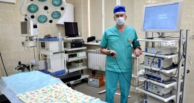 Симферопольский клинической роддом №2 осваивает новое оборудование