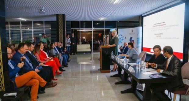 Встреча представителей крымского и индийского туристического бизнеса