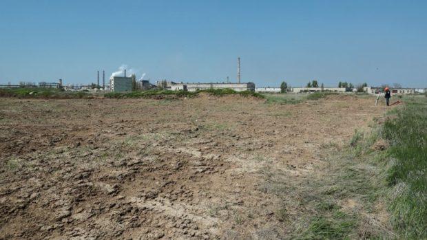 Что происходит с кислотонакопителем «Крымского Титана» в Армянске