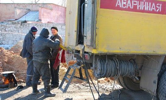 Авария на газопроводе на востоке Крыма. Без газа – свыше двух тысяч абонентов