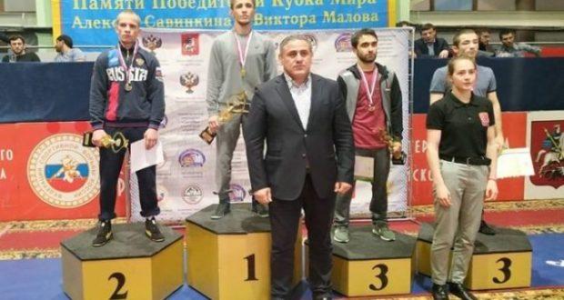 Симферополец Эмин Сефершаев – победитель первенства России по греко-римской борьбе