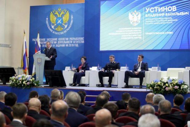 В Севастополе увеличат поддержку отраслей рыболовства и рыбопереработки