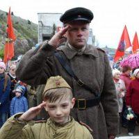 Балаклава отмечает 75 лет со дня освобождения от немецко-фашистских захватчиков