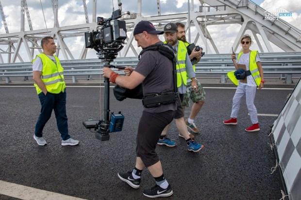 Группа «Любэ» выпустила видеоклип про Крымский мост