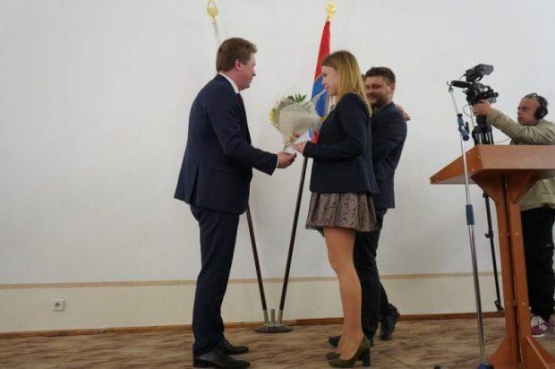 В Севастополе молодые семьи получили сертификаты на улучшение жилищных условий