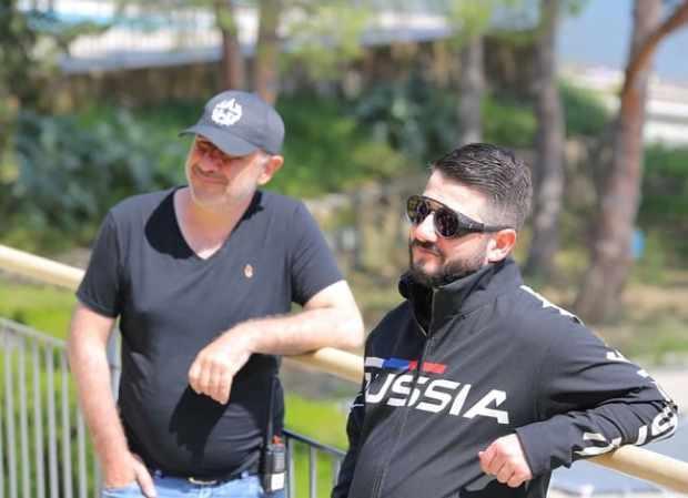 Михаил Галустян: «Артековцы говорят, что я похож на Абсолюта»