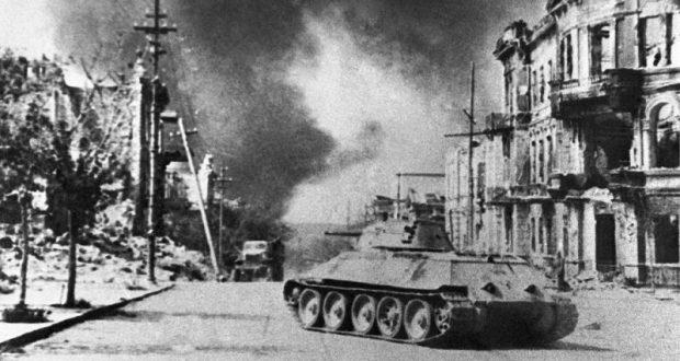 Министерство обороны РФ рассекретило уникальные документы об освобождении Севастополя