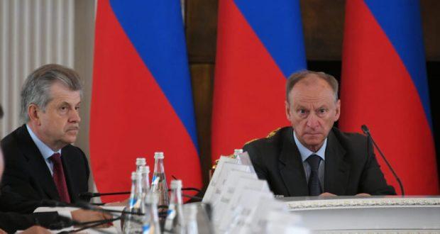Секретарь Совбеза РФ Николай Патрушев в Крыму: много критики и никакой безопасности