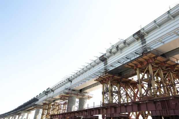 Министр транспорта России: трасса «Таврида» в Крыму готова на 60%