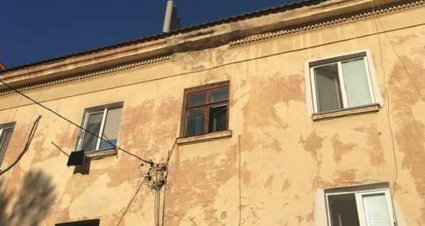 Ремонт жилого дома на улице Крестовского в Балаклаве – на контроле у «Добровольца»