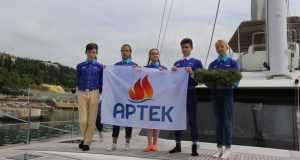 Артековцы принимают участие в поиске места гибели теплохода «Армения»