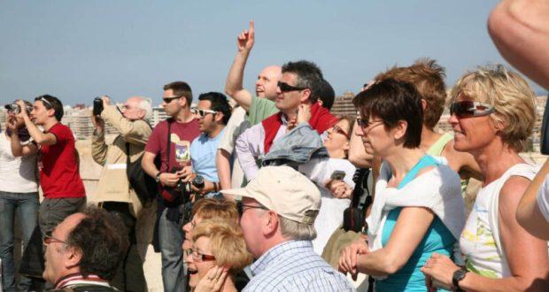 Еще не лето, а Крым уже принял первый миллион туристов