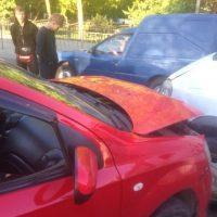 ДТП в Симферополе: легковушка столкнулась с «ГАЗелью». Пострадали дети