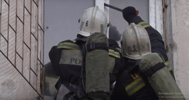 ЧП в Гагаринском районе Севастополя - утечка бытового газа в многоэтажке