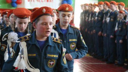 В Севастополе объявлен набор в кадетские классы