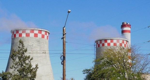 Симферопольская ТЭЦ остановлена? Где горячая вода