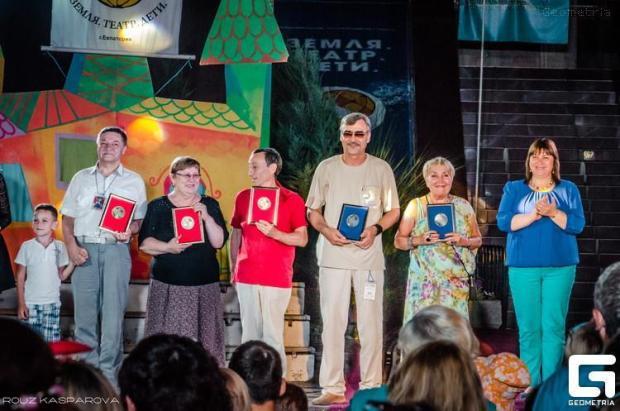 """В первую неделю июля в Евпатории - фестиваль """"Земля. Театр. Дети"""""""