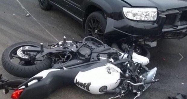 В Крыму участились ДТП с участием мотоциклов и мопедов