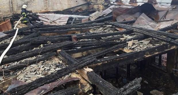 Кто поджигает недострои и заброшенные здания в Крыму