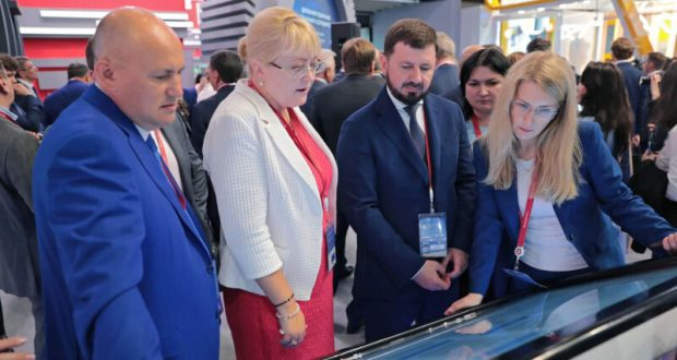 ПМЭФ-2019: Крым поднялся на 16 позиций в национальном рейтинге состояния инвестклимата