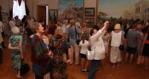 Выставка «От Владимира до Владимира» в Ливадии
