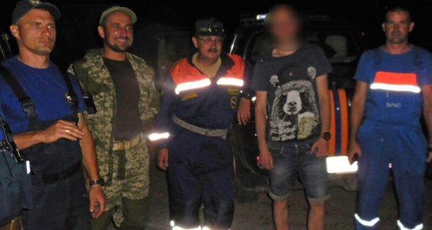 Житель Симферополя заблудился в горах Бахчисарайского района