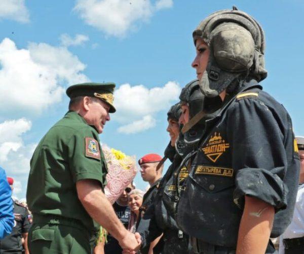 Сергей Аксёнов принял участие в Международном военно-техническом форуме «Армия-2019» в Севастополе