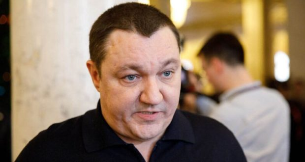 В Киеве погиб нардеп, координатор «Информационного сопротивления» Дмитрий Тымчук