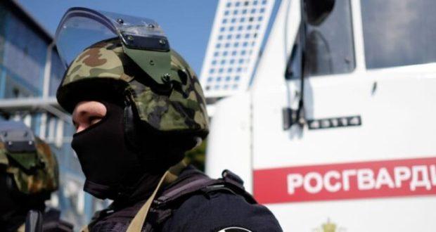 Глава Росгвардии предупредил военнослужащих в Крыму о возможных провокациях