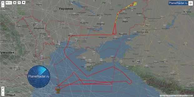 Зачастили дроны: очередные разведполеты у берегов Крыма