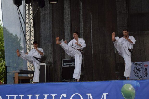 """В Симферополе - фестиваль боевых искусств """"Здоровье нации"""""""