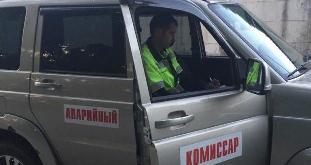 Изменение схемы въезда автомобилей в Симферополь