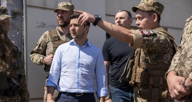 Зеленский готовит «стратегию возврата Крыма». Напрасный труд