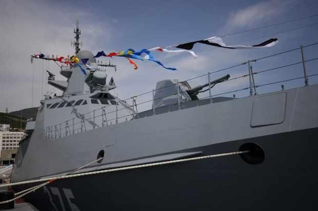 В состав Черноморского флота принят патрульный корабль «Дмитрий Рогачёв»