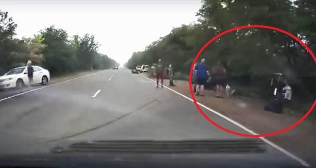 ДТП с микроавтобусом на трассе «Симферополь – Джанкой». Пятеро пострадавших