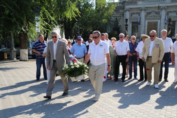 В Севастополе завершился Теннисный турнир «Большая Бескозырка – 2019»