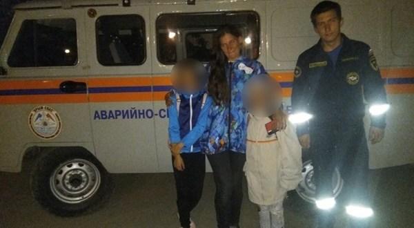 На Долгоруковской яйле вечером искали женщину с детьми