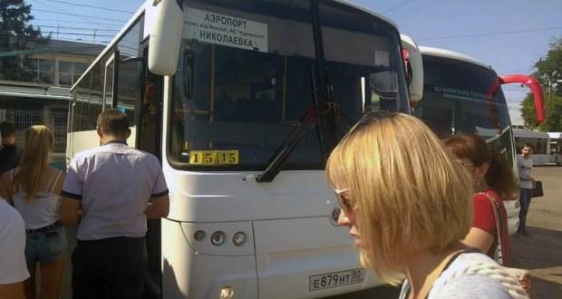 В Крыму проводят массовые проверки междугородних автобусных рейсов