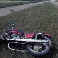 ДТП в Красноперекопском районе Крыма: мотоциклист наехал на полуторагодовалую девочку