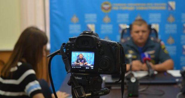 В ГУ МЧС в Севастополе подвели итоги работы за первое полугодие