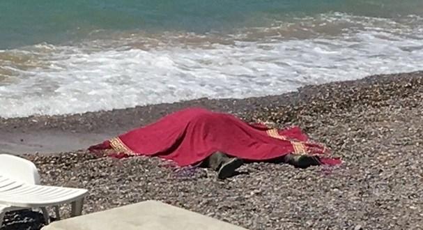 На пляже в Николаевке из воды извлекли тело погибшего человека… с гирей на шее