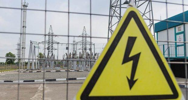 Утренний сбой электроснабжения Симферополя
