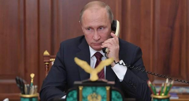 Владимир Путин поговорил по телефону с Владимиром Зеленским. О чем шла речь в беседе