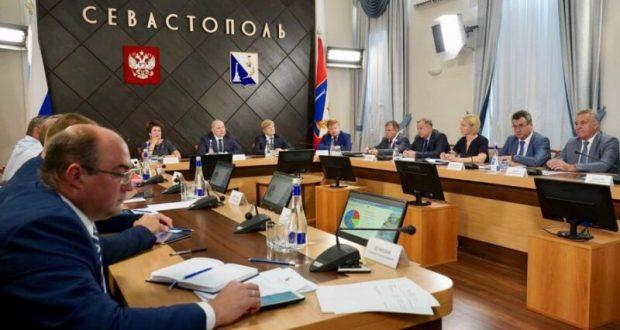 Первые поручения врио губернатора Севастополя Михаила Развожаева подчинённым
