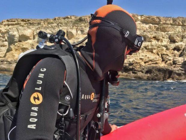 В Черном море продолжаются поиски пропавшего рыбака