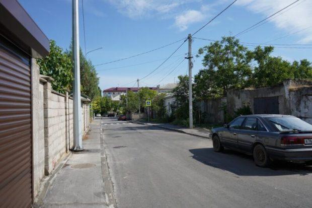 В Севастополе завершился капитальный ремонт очередной улицы