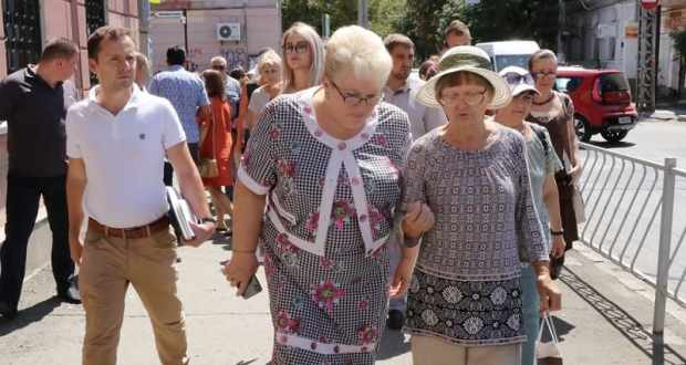 Официально: проект капитального ремонта улицы Александра Невского в Симферополе будет откорректирован