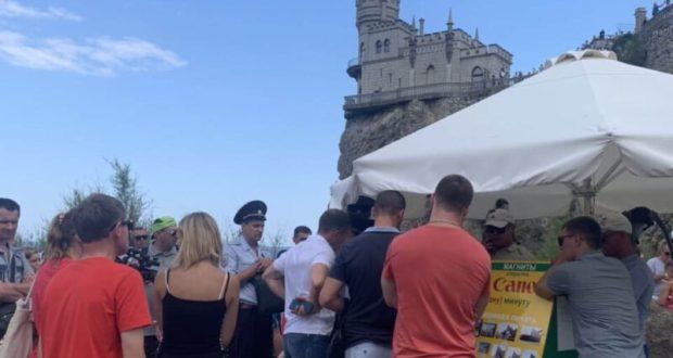Первый случай реального наказания фотографов-живодеров в Ялте