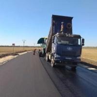 В Крыму строят новую дорогу: от Керчи на Новоотрадное